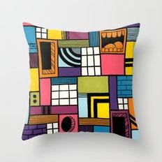 Something Nice Throw Pillow