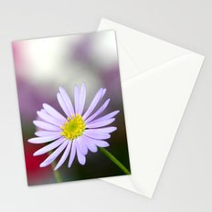 lone daisy II Stationery Cards
