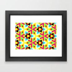 Ivens Surface Framed Art Print