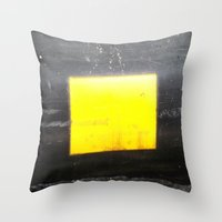 SQUARE Throw Pillow