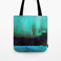 Lysergic Horizon Tote Bag