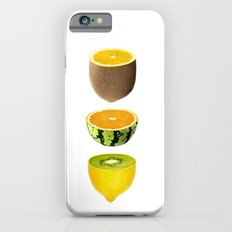 Mixed Fruits iPhone 6 Slim Case