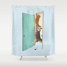 Cockroach !!!! Shower Curtain
