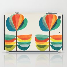 Whimsical Bloom iPad Case