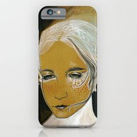 iPhone & iPod Case featuring you and i and us (sen, ben, ve biz) by Amylin Loglisci