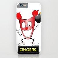 Zany Zinger T-Shirt iPhone 6 Slim Case