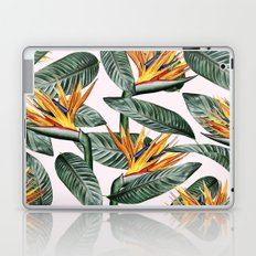 Bird Of Paradise Pattern #society6 #decor #buyart Laptop & iPad Skin
