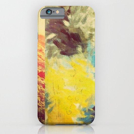 Waterfall (ANALOG Zine) iPhone & iPod Case