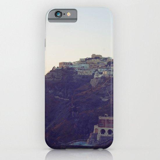 Fira at Dusk III iPhone & iPod Case