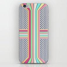 pop cross iPhone & iPod Skin