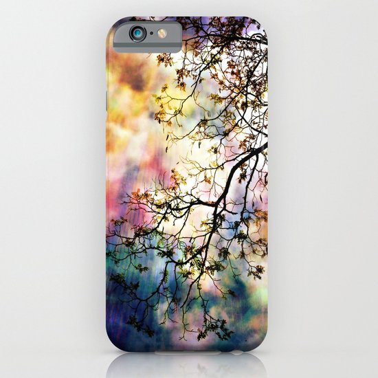 the Tree of Many Colors iPhone & iPod Case