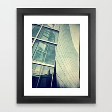 Walt Disney Concert Hall, Los Angeles Framed Art Print