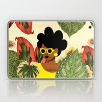 Bayou Girl II Laptop & iPad Skin