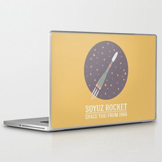 Soyuz Laptop & iPad Skin