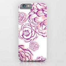Bloom - Pink iPhone 6 Slim Case