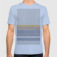 The RV Mens Fitted Tee Athletic Blue SMALL