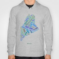 Word Cloud - Maine Hoody