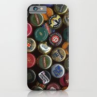 Caps Beer iPhone 6 Slim Case