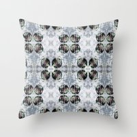 Cell Life 1 Throw Pillow