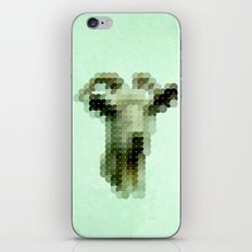 The Goat That Stares at Men iPhone & iPod Skin