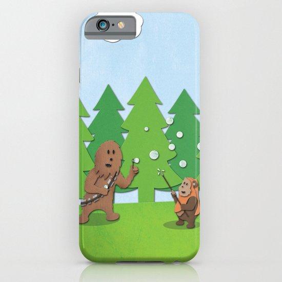 SW Kids - Chewie Bubbles iPhone & iPod Case