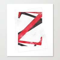 YEAR ONE Canvas Print