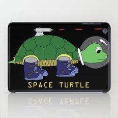 Space Turtle iPad Case