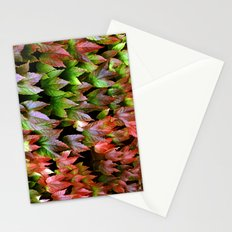 Virginia Creeper Stationery Cards