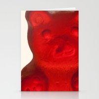 Gummy Bear  Stationery Cards