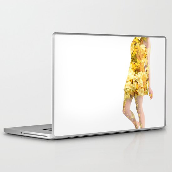 Honey Hope Laptop & iPad Skin