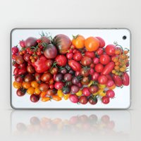 TOMATOES ARE RED Laptop & iPad Skin