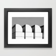 BAUHAUS Framed Art Print