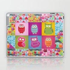 Bright Owls Laptop & iPad Skin