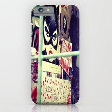 :: STREET ART //PART II - HAMBURG iPhone 6 Slim Case