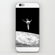 asc 579 - Le vertige (Gaze into the abyss) iPhone & iPod Skin