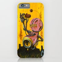 A Pink Robot For Akira iPhone 6 Slim Case