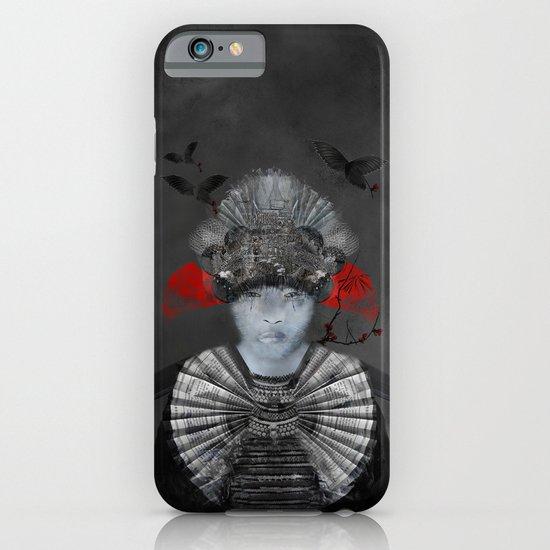 Samurai Spirit iPhone & iPod Case