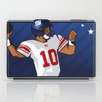 Eli - the SuperBowl MVP iPad Case