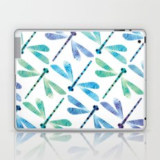 Damselfly Formation Laptop & iPad Skin