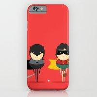Heroes & super friends! iPhone 6 Slim Case