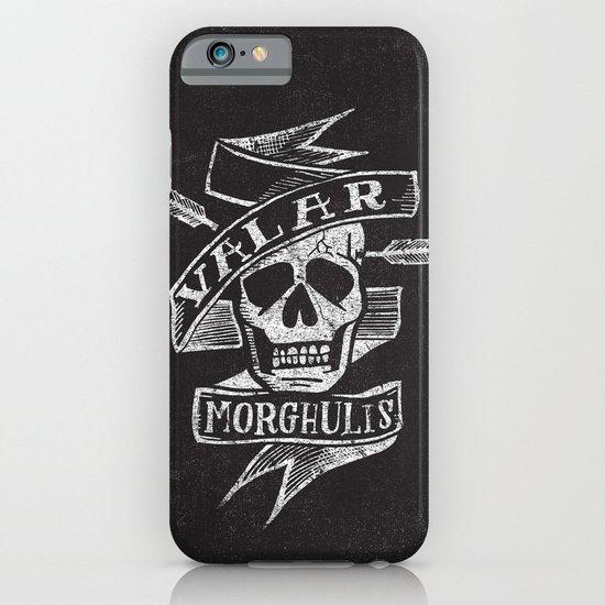 VALAR MORGHULIS iPhone & iPod Case