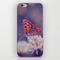 Tiny Beauty iPhone & iPod Skin