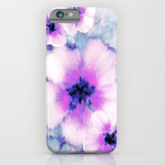 Rose of Sharon Bloom iPhone & iPod Case