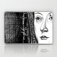 Queen Katherine Of Arago… Laptop & iPad Skin