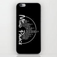 Mind Palace iPhone & iPod Skin