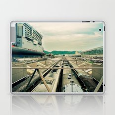 Train station Laptop & iPad Skin