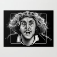 The Wilder Doctor Canvas Print