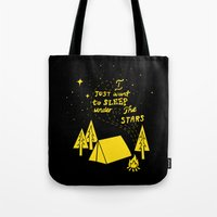 I Just Want To Sleep Und… Tote Bag