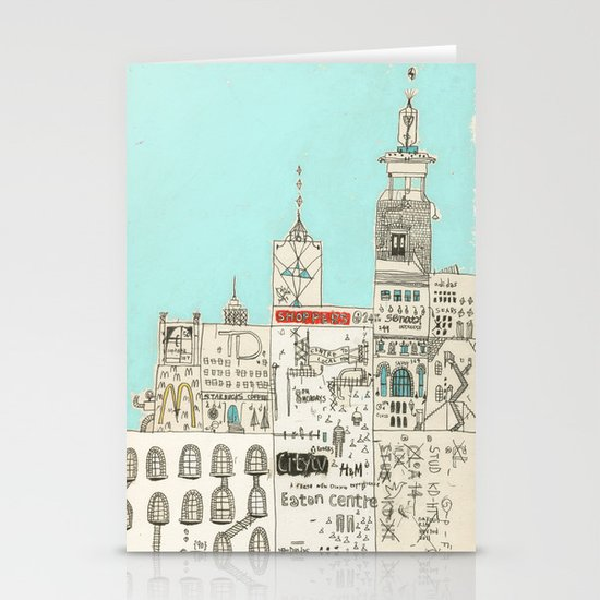 Toronto Stationery Card