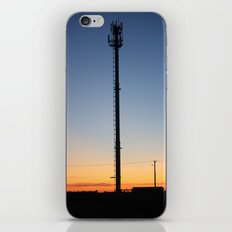 Tower in the Sky iPhone & iPod Skin